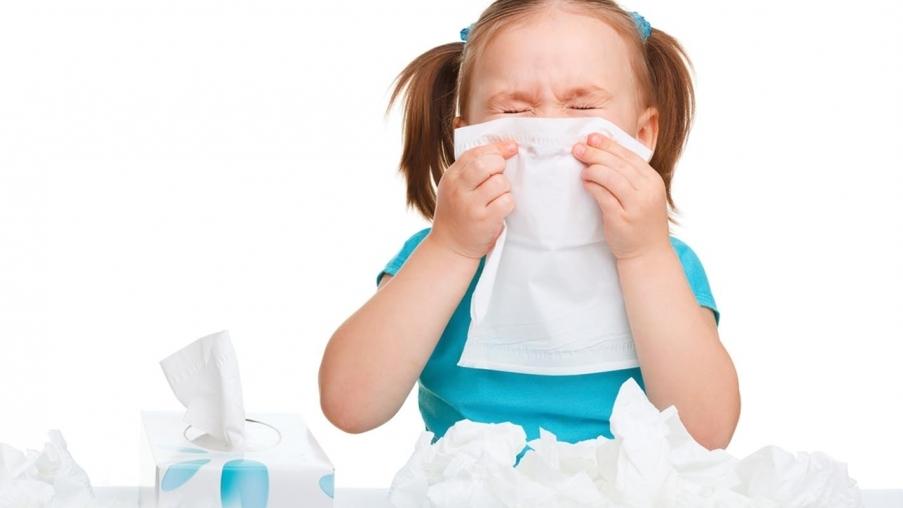 Капли в нос ребенку 5 лет