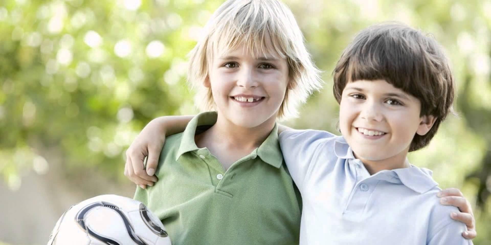 Рост и вес мальчиков в таблицах по годам