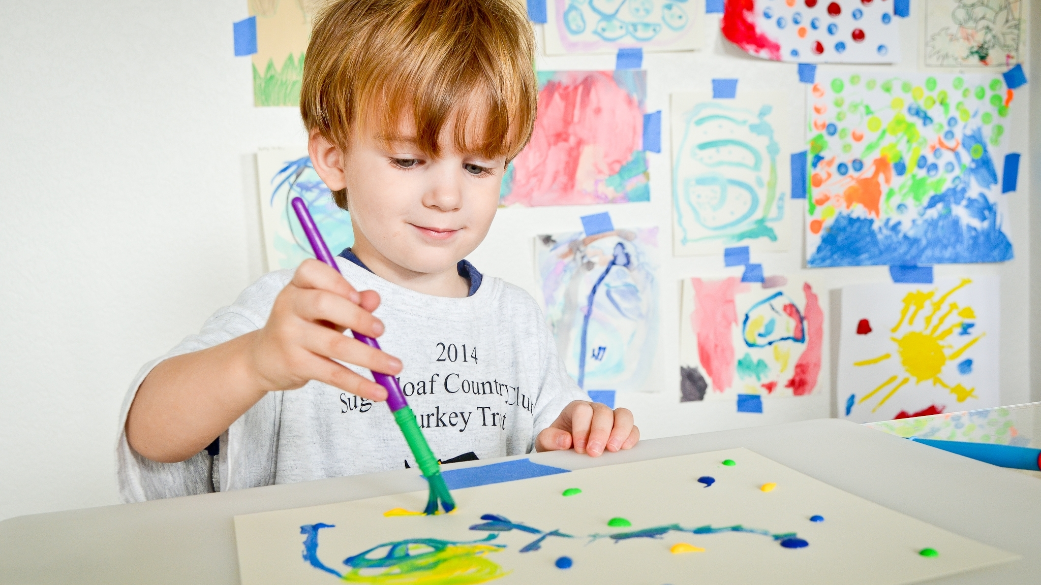 Как организовать детей 3 4 лет