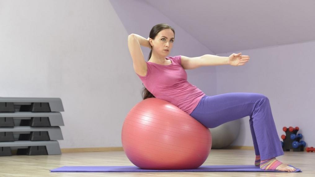 Физические упражнения при беременности в первом триместре