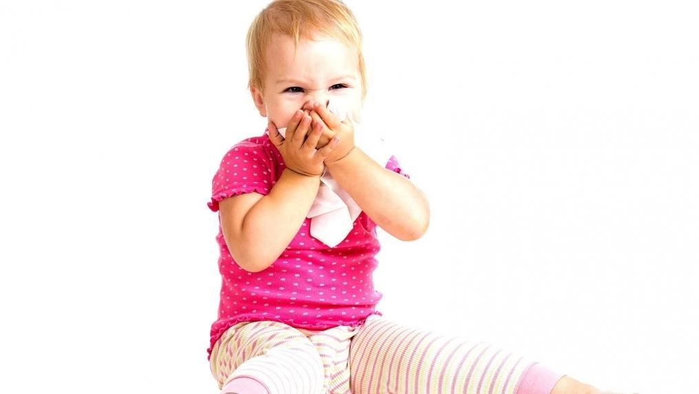 У младенца кашель без температуры
