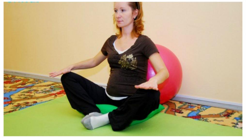Упражнения беременным 2й триместр Держим форму во время беременности