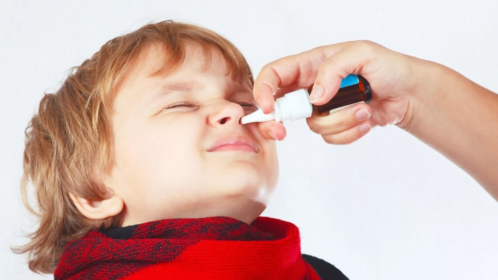Капли от аллергии деринат