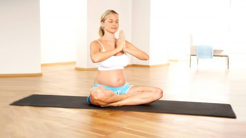 Асаны для второго триместра беременности в домашних условиях